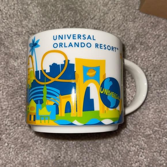 Universal Orlando mug